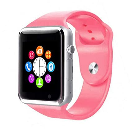 Amazon.com: A1 Wristwatch Bluetooth Smart Watch Sports ...