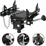 Gotobuy 1/2 ton Transmission Jack Adapter Automotive Floor Jack Trans