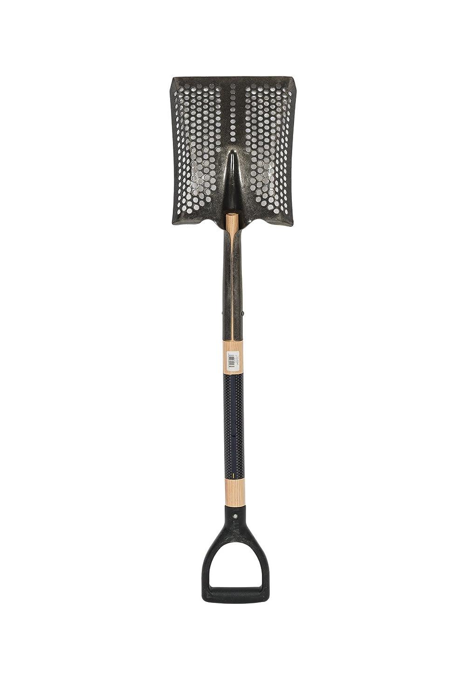 "Toolite 49493#2 Square Point Shovel, 29"" Wood Handle, Poly D-Grip"