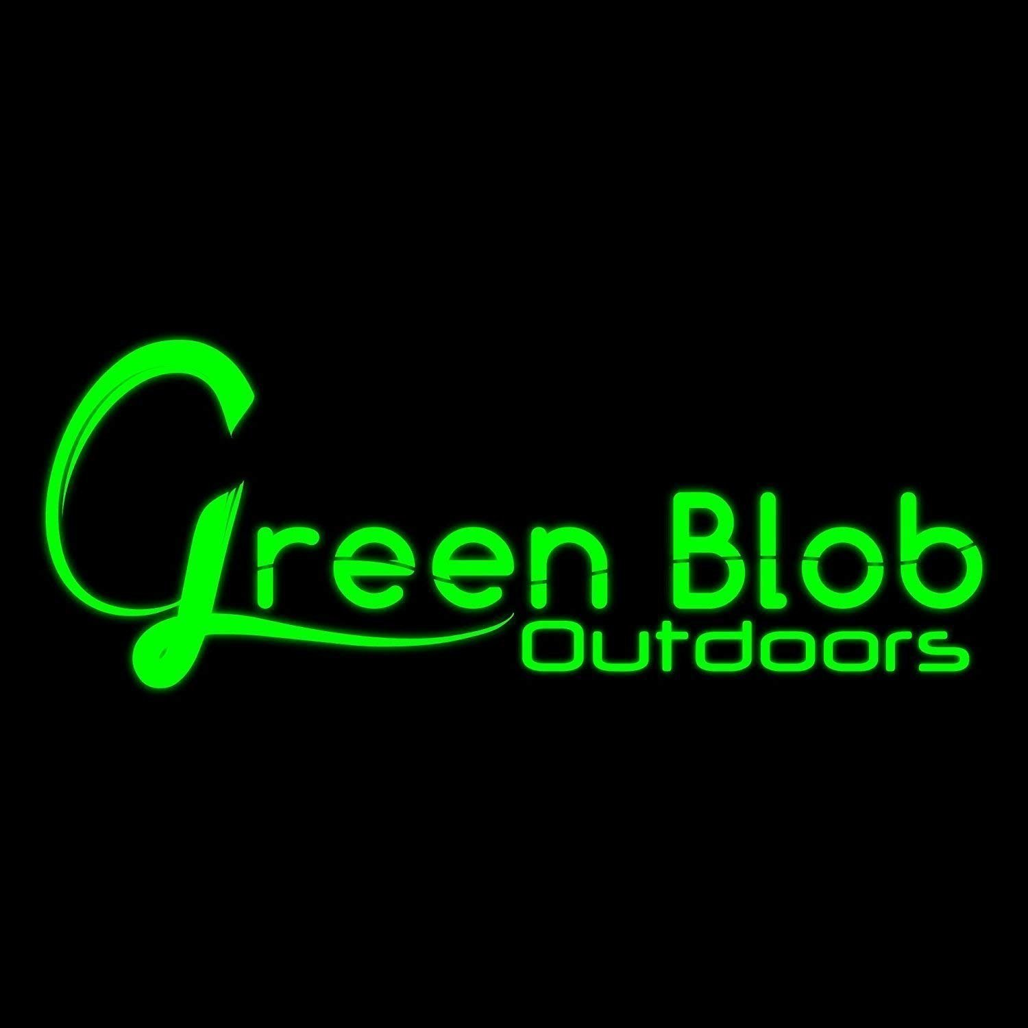 Green Blob Outdoors White Dock 15000 Lumen Underwater 110 Volt AC with 3 Prong Plug, Fishing Light LED Fish Finding System Light with 30ft Power Cord, Bait rig, Fish attractant, Ponds, Squid (White)