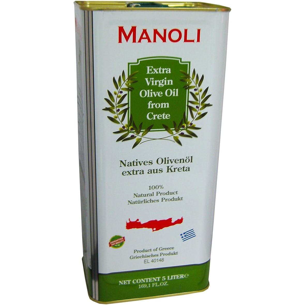 Manoli natives Olivenöl