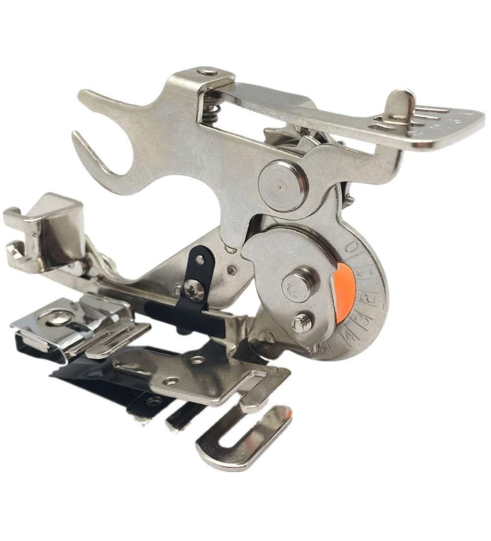 Sewing Machine Parts & Accessories Sewing Wefond Professional Even Feed Screw-on Walking Presser Foot with Quilt Guide for Brother Singer Janome Low Shank Home Sewing Machine