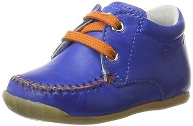 Chaussures Falcotto bleues pour bébé JJsqSQg1