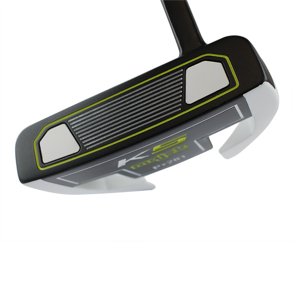 Majek K5 P-201 Golf Putter Right Handed Alignment Style with Alignment Line Up Hand Tool 36 Inches Tall Men's Perfect for Lining up Your Putts by Majek Golf (Image #5)
