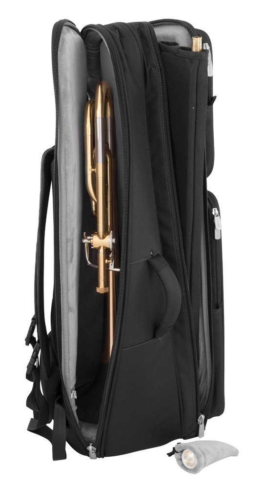 Amazon.com: Tom & Will 26TB-600 Tenor Trombone Gig Bag, Black: Musical Instruments