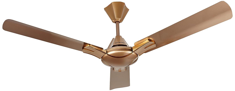 Havells Nicola 1200Mm 68-Watt Ceiling Fan (Bronze Copper)