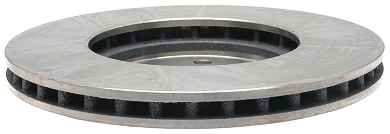 ACDelco 18A284A Advantage Non-Coated Front Disc Brake Rotor