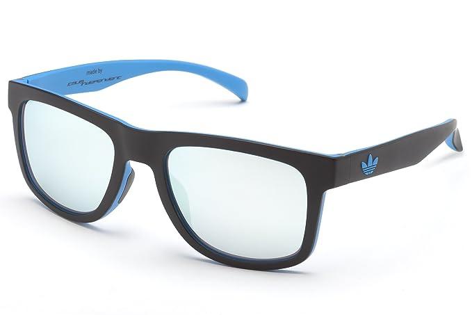 adidas Originals Gafas de sol para hombre aor000 Black/Sky ...