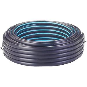 Toro 53605 Blue Stripe Drip 1/2-Inch Hose, 100-Feet