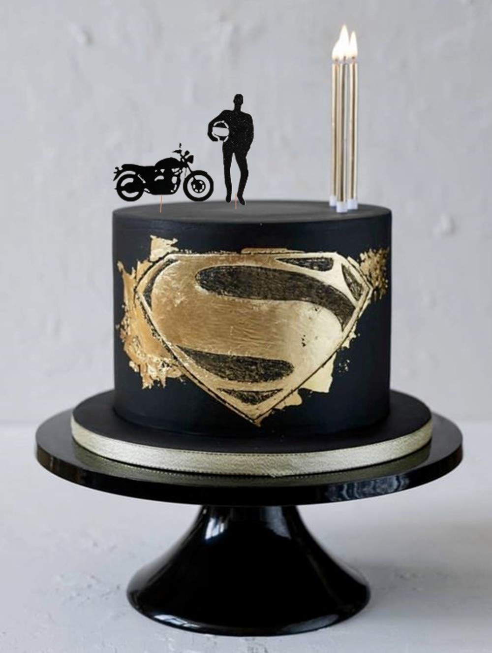 Superb Cooking Dining Set Of 2 Jevenis Acrylic Black Motorcycle Cake Personalised Birthday Cards Paralily Jamesorg