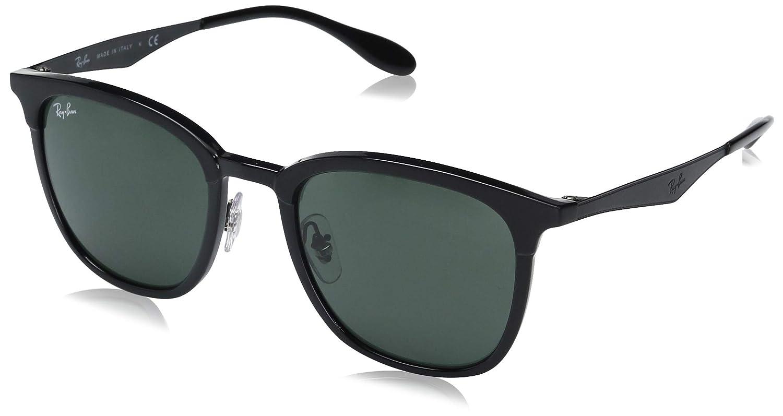 RAY-BAN 4278 Gafas de sol, Black/Matte Black, 51 Unisex ...