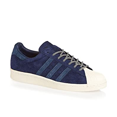 adidas Superstar 80s chaussures 12,0 navy Bleu chalk: