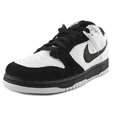 huge selection of b1e10 d234e Nike Dunk Low PRM QS G Youth US 4 Black Sneakers