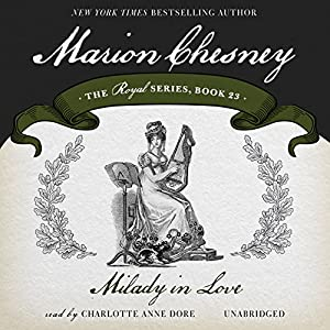 Milady in Love Audiobook