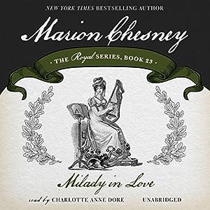 Milady in Love Audiobook