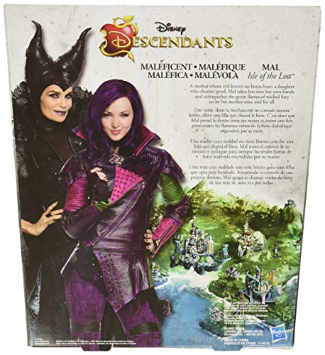 Disney Descendants Two-Pack Mal Isle of the Lost and ...