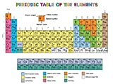 Wallmonkeys FOT-72721433-30 WM174113 Periodic Table of Elements Peel and Stick Wall Decals (30 in W x 23 in H), Medium-Large