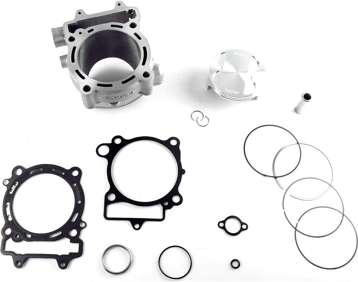 Athena 01-18 Kawasaki KX85 Water Pump Gasket Kit with Bearings