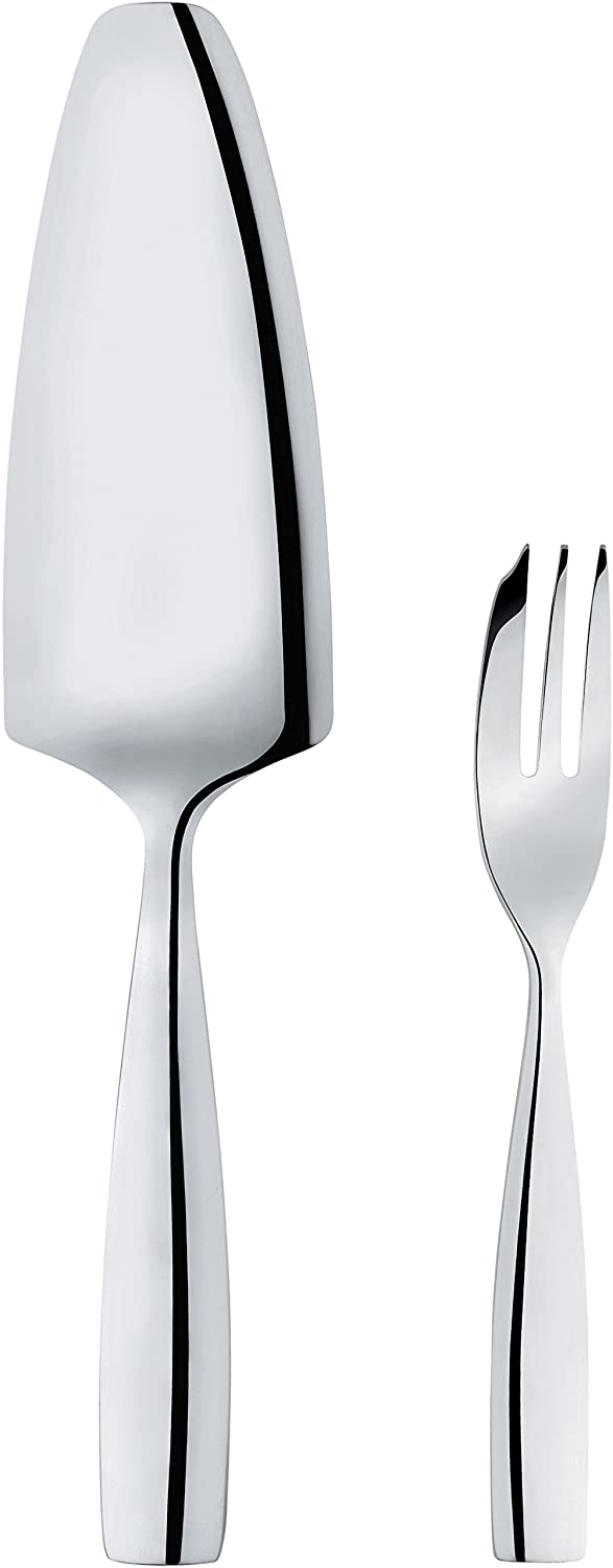 Alessi 'Dressed' 13 Piece Cake Serving Set