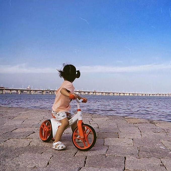 Y-Bikeee Bicicleta Baby Balance, Bicicleta Bebé para 2 3 4 5 6 Años De Edad, Niños Niñas, Bicicleta Baby Walker ...