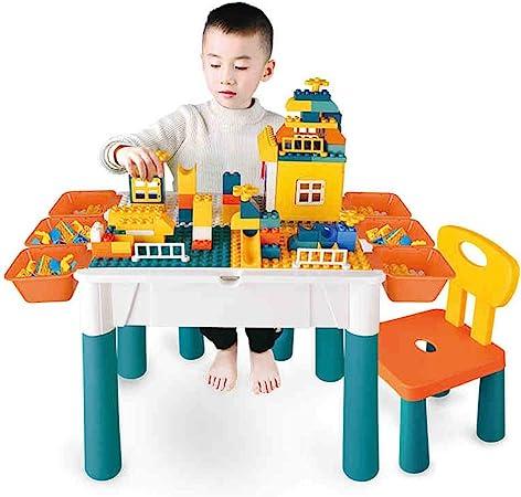 Tabla de actividades múltiples para niños Mesa de madera for niños de 3-8 años de