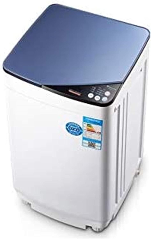 Lavadora portátil Mini máquina de lavandería Totalmente automática Capacidad para niños Ropa de esterilizador Lavadora y Secadora Lavadora