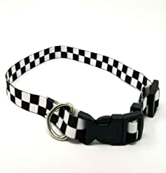 68af541c93 Vans Off The Wall Dog Collar - Black White