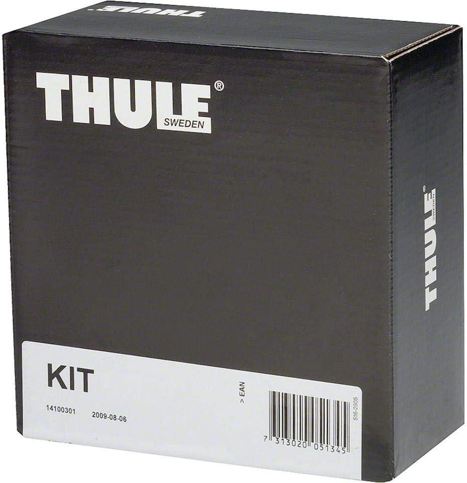 Thule 1710 Kit pour Barres de Toit Set de 4