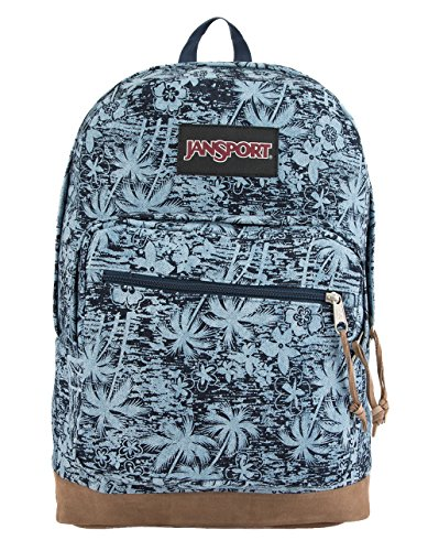 Pack Expressions Tropical Backpack Denim Jansport Right OwqP6nz