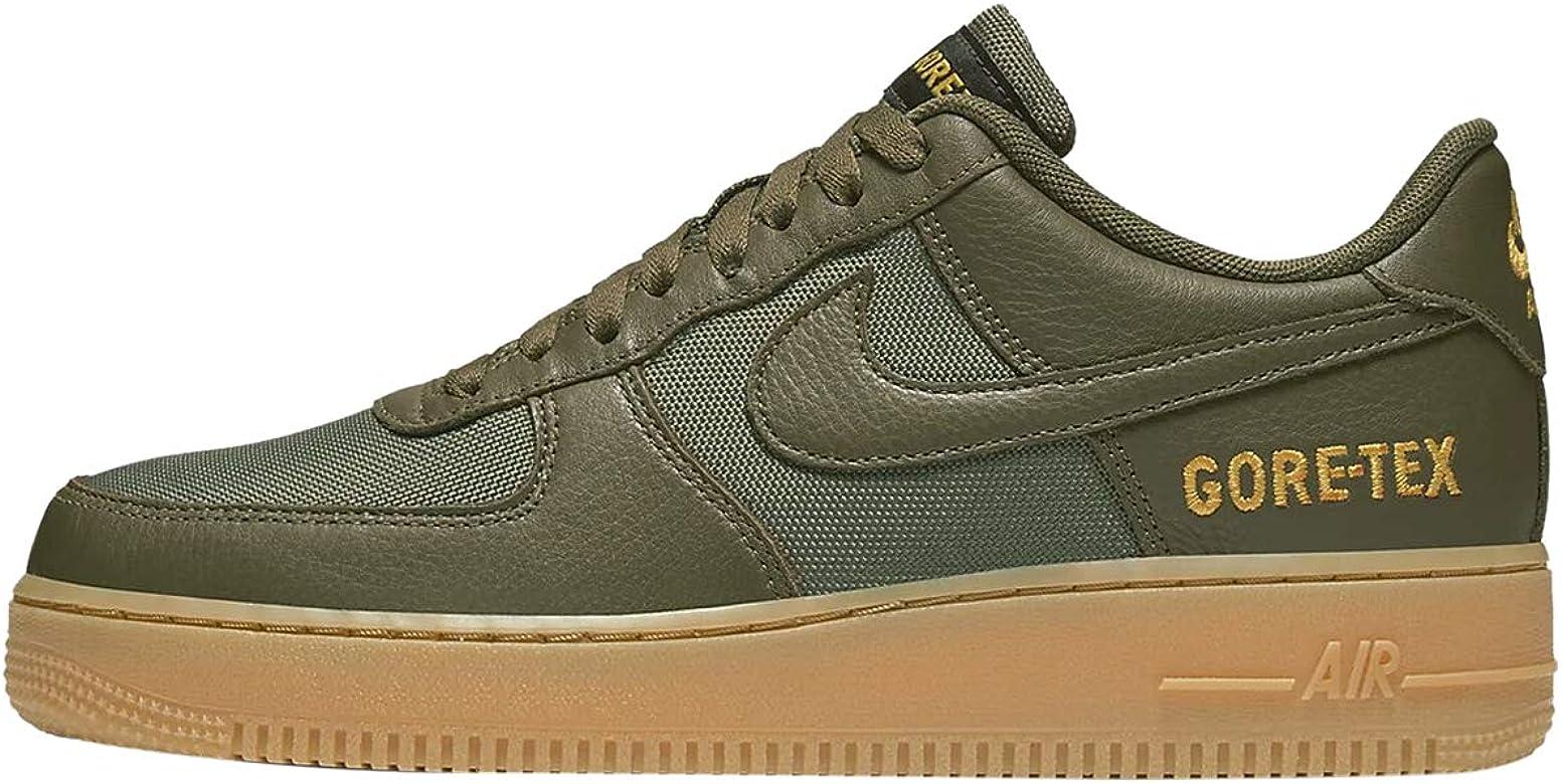 air force 1 suela marron