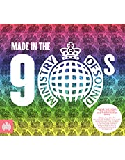 Ministry of Sound: Made in the 90s 3CD
