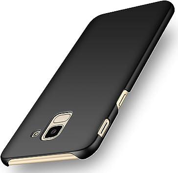 deconext Funda Samsung J6(2018), Carcasa Ultra Slim Anti-Rasguño y ...
