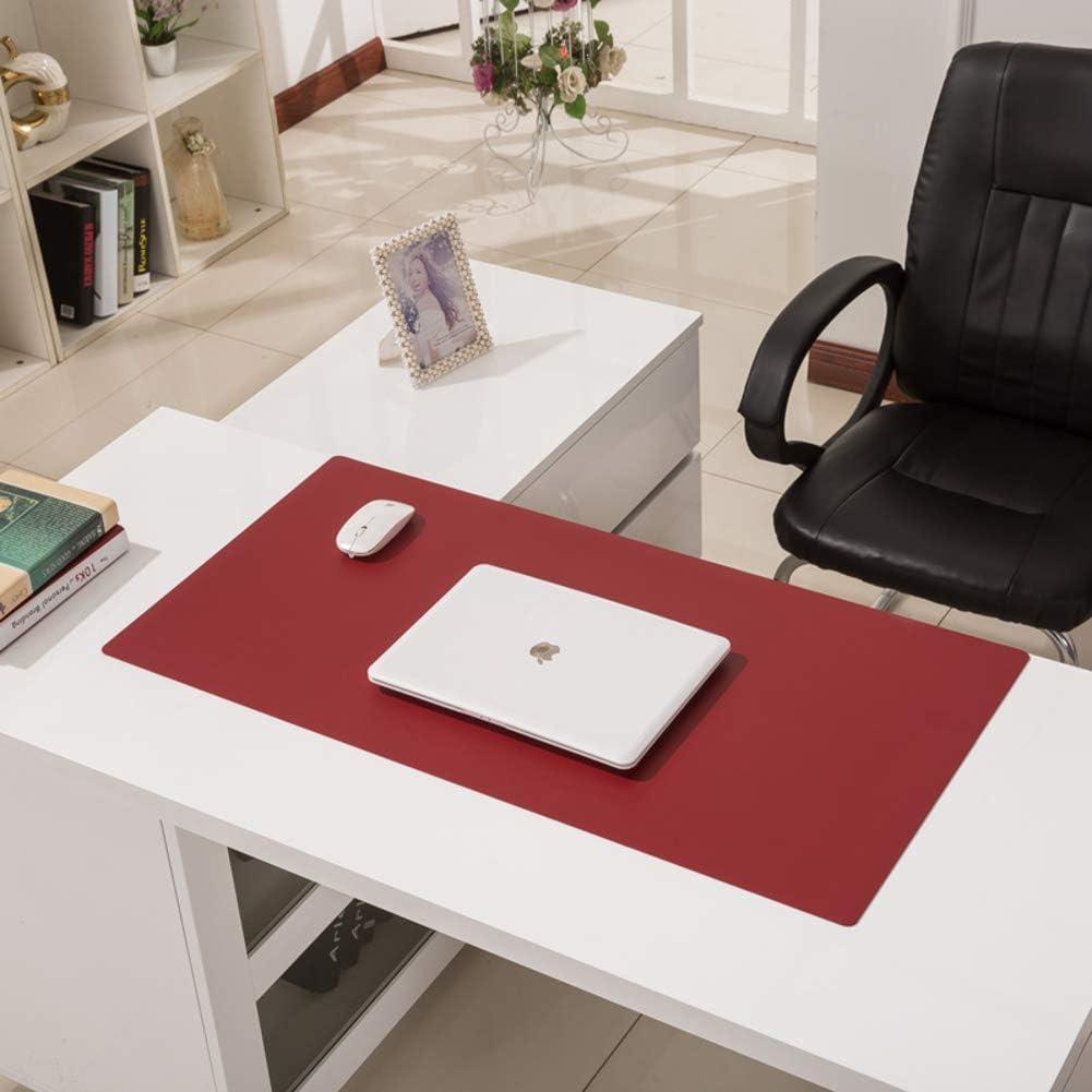 Desk Oversized Mouse Pad Fine Sanding Multi-Color Table Mat Game Non-Slip Mouse Pad Suitable for Desktop//Notebook,E,120/×60cm