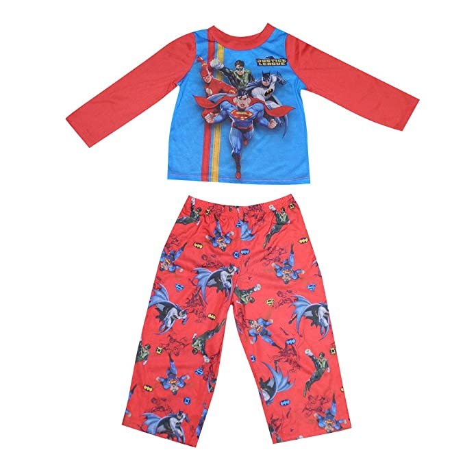Justice League - Pijamas enteros - para bebé niña multicolor multicolor