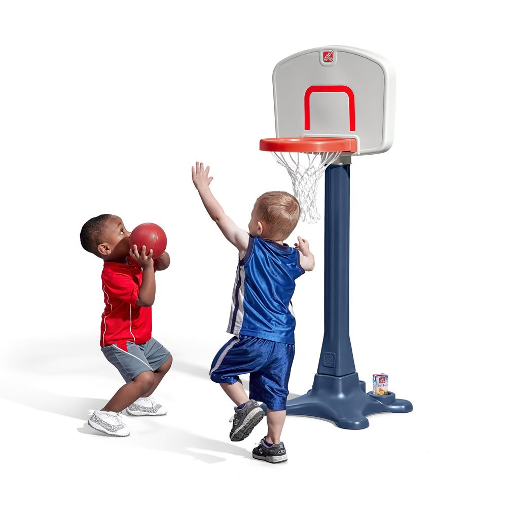 38e2ecb7b11b04 Amazon.com  Step2 Shootin  Hoops Junior Basketball Set  Toys   Games