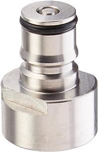 Kegco KMKCAL Keg Coupler Adapter, Liquid