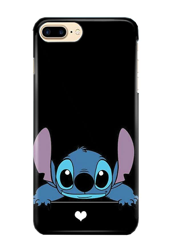 Carcasa para iPhone 7+ [Plus] Lilo and Stitch Ohana Cute Sweet Disney 20 Diseños