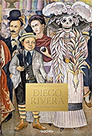 Diego Rivera - The complete murals