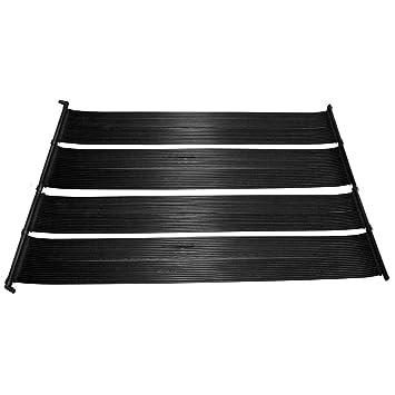 vidaXL Panel solar/ Calentador para piscina, 2 pzas