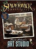 Uncle Arthur's Art Studio (Spiderwick Chronicles (Simon Scribbles Hardcover))