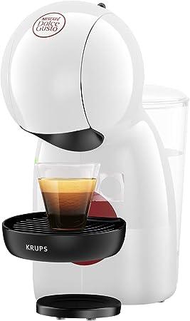 Nescafè Dolce Gusto Piccolo XS KP1A05KA Máquina para café espresso en cápsulas y otras bebidas manual blanco: Amazon.es: Hogar