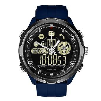 OSYARD Montre Connectée Zeblaze Vibe 4 Hybrid Montre Smart Phone Sport Homme Smartwatch iOS Android Q5Y8: Amazon.fr: Montres