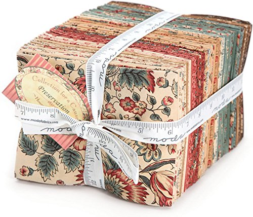 Howard Marcus Collections for a Cause Preservation 37 Fat Quarter Bundle Moda Fabrics 46230AB by Moda Fabrics