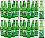 Mr. Q. Cumber Cucumber Soda - 12 ounce - 24 Pack
