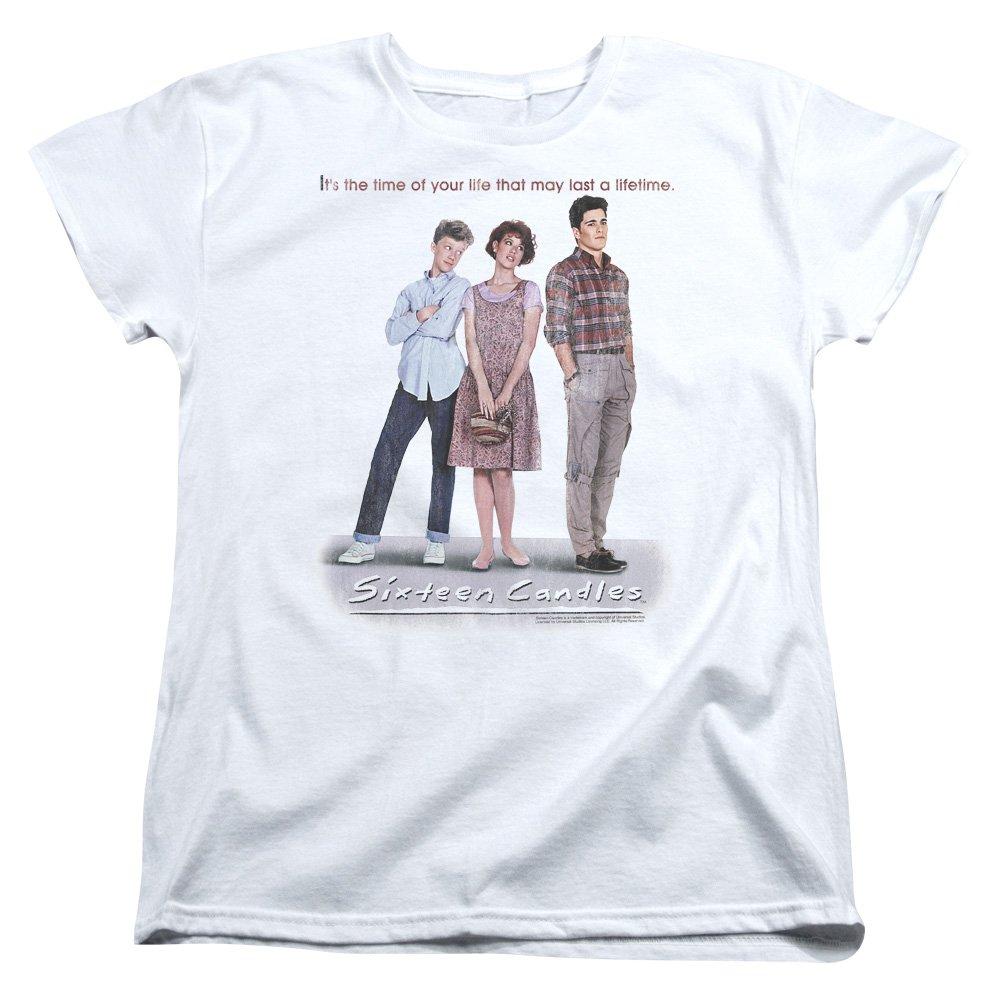 Sixteen Candles 1984 Comedy Movie Poster Jake Ryan Molly Ringwald Tshirt 2698