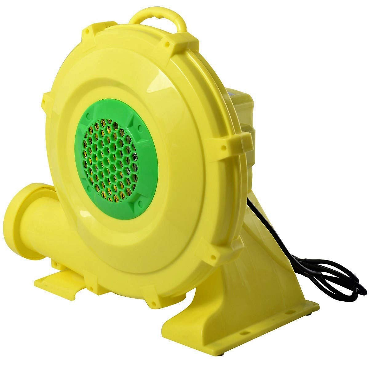 Lucky-gift - 680 W 1.0 HP Air Blower Pump Fan for Inflatable Bounce House - Air Blower Motor - Bounce Pump Air House Fan - Balloon Blower Pump Electric - 680 Watts Blowing - Compressor Bouncy Castle by Lucky-gift