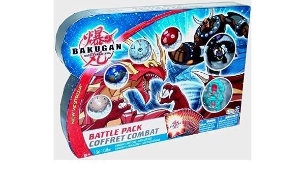 Spinmaster Bakugan Battle Brawlers New Vestroia Bakuneon Series ...