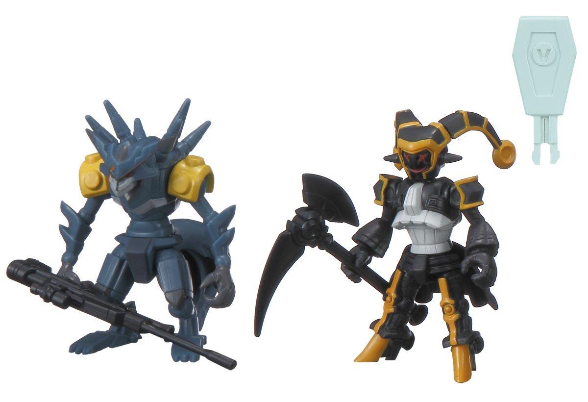 LBX Battle Custom Figure Set LBX Hunter & LBX Joker [JAPAN]