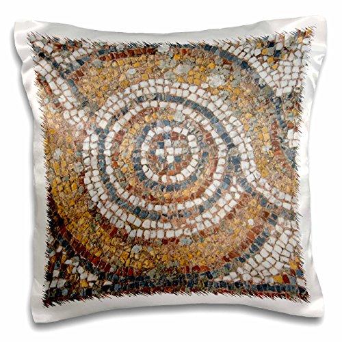 Danita Delimont - Tiles - Turkey, Kusadasi, Ephesus. Detail of ancient floor mosaic. - 16x16 inch Pillow Case (pc_208027_1)