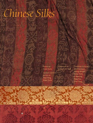 Chinese Silks (The Culture & Civilization of China)]()